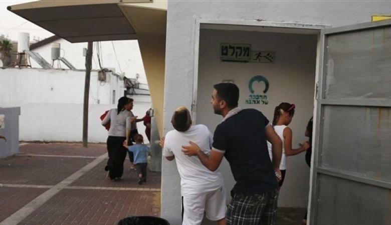 رفع حالة التأهب في غلاف غزة