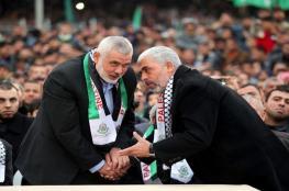 وفد من حماس يصل طهران للمشاركة في تنصيب روحاني