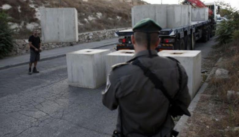 """الاحتلال يزعم خضوع منطقة شرق بيت لحم لـ """"السيادة الإسرائيلية"""""""