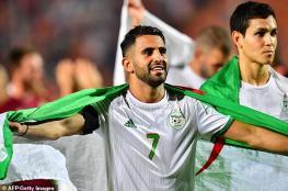 قائد المنتخب الجزائري يعتذر للمصرييين (فيديو )