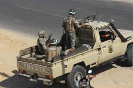 تزامناً مع السنة الجديدة ...تعزيزات أمنية مصرية في شمال سيناء