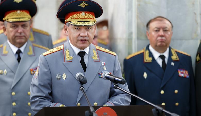 وزير الدفاع الروسي يعلن انتهاء الحرب الأهلية في سوريا