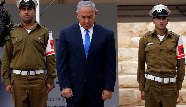 نتنياهو بعد هروبه من الصواريخ: حماس لا تريدنا هنا