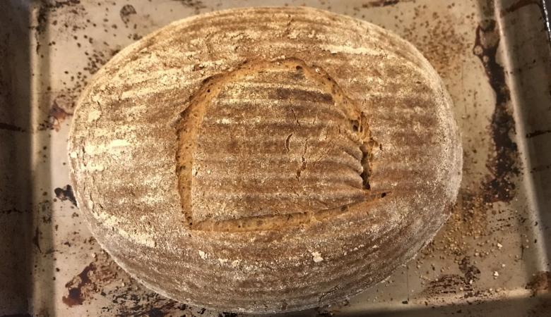 """خبز بخميرة """"فرعونية"""" عمرها 4500 سنة"""