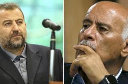 لقاء بين وفدي حماس وفتح في تركيا اليوم