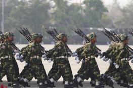 الولايات المتحدة تقود تدريباً لجيش ميانمار