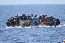 مصرع 70 شخصاً في غرق قارب هجرة