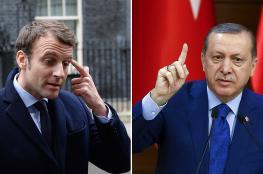 اردوغان لماكرون  : اعرف حجمك ومكانك ولا تذكر اسمي