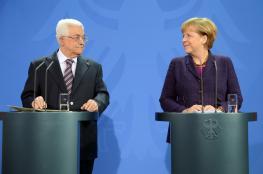 الرئيس يصل برلين للقاء نظيره الألماني وميركل