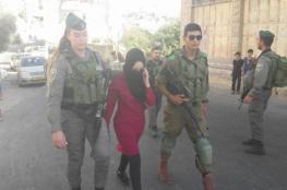 تفاصيل مثيرة للفتاة التي سلمت نفسها لجنود الاحتلال في الخليل