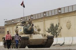 الجيش المصري يعلن مقتل 12 مسلحاً في سيناء