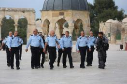 الاردن : نحمل اسرائيل مسؤولية التصعيد في الاقصى