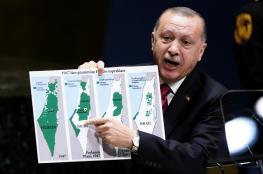 """اول رد من نتنياهو على خطاب """"اردوغان """" التاريخي"""