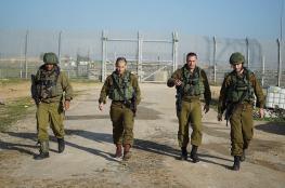 بسبب الصواريخ ...تأجيل مراسم إنهاء عمل قائد المنطقة الجنوبية في جيش الاحتلال