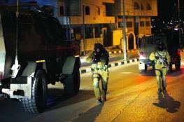 الاحتلال يقتحم عدة أحياء في الخليل وبلدتي سعير ويطا
