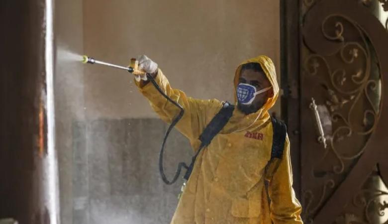 غزة : لا اصابات جديدة بفيروس كورونا