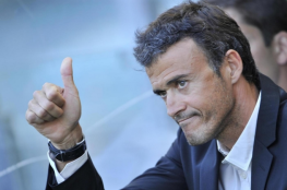انريكي : اتلتيكو مدريد لن يفوز علينا في نصف نهائي الكأس