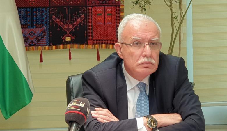"""المالكي يدعو المجتمع الدولي لانتهاج آلية عقوبات ومقاطعة """"اسرائيل"""""""