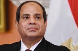 السيسي للمنتخب المصري : لقد فزتم بتقدير واحترام الشعب رغم الخسارة