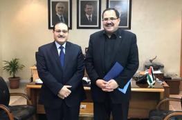 الاعلان عن اتفاق تعليمي بين فلسطين والاردن
