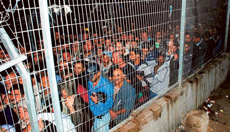 ارتفاع ملحوظ على العمالة الفلسطينية في اسرائيل والمستوطنات