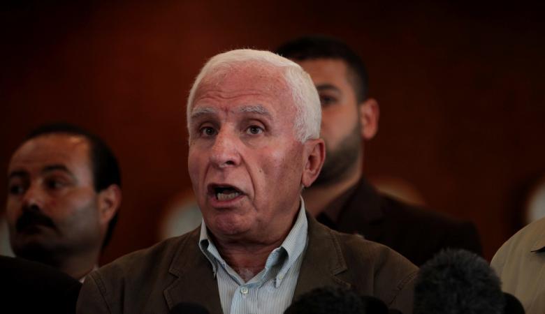 """عزام الأحمد: """"واشنطن تحاول تصفية القضية الفلسطينية"""""""