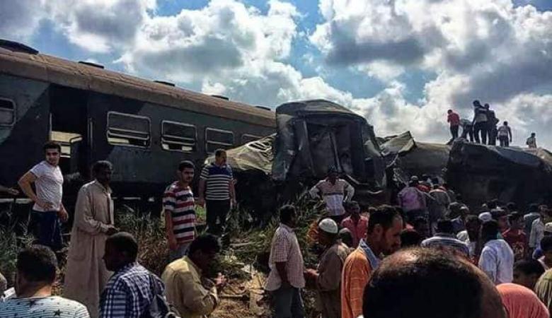 مصر.. إجراءات لفحص الصندوقين الأسودين لحادث القطارين