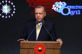 اردوغان للدول الغربية : ان كنتم تبحثون عن الارهاب فانظروا الى المرآة جيداً