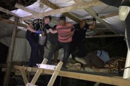 اعتقال 92 عاملا فلسطينيا في الداخل المحتل