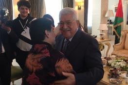 """لهذا السبب قال """"مارادونا """" للرئيس انا فلسطيني"""