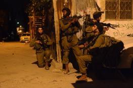 الاحتلال يشن حملة اعتقالات بالضفة اعنفها في نابلس