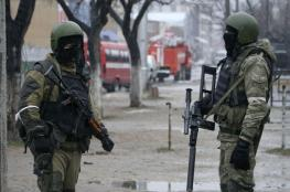 مجهولين يكبدون العاصمة الروسية موسكو خسائر بملايين الدولارات