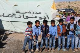 """الاحتلال يسعى لهدم مدرسة """"ابو نوار """" والتربية تستنكر"""