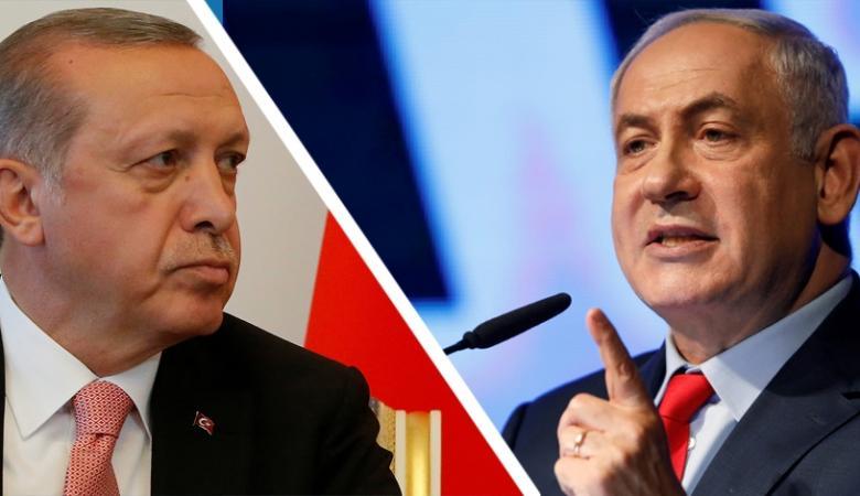 نتنياهو يهاجم اردوغان :  لا نريد دروسا في الأخلاق