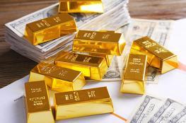 أسعار الذهب تهبط مع ارتفاع سعر الدولار