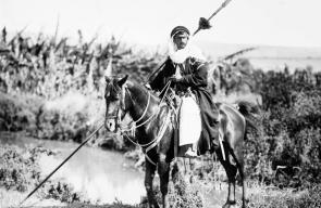 صور نادرة لحياة الفلسطينيين في العاصمة القدس في العام 1900