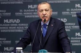 أردوغان: مواطنونا يطالبون بإعادة انتخابات إسطنبول