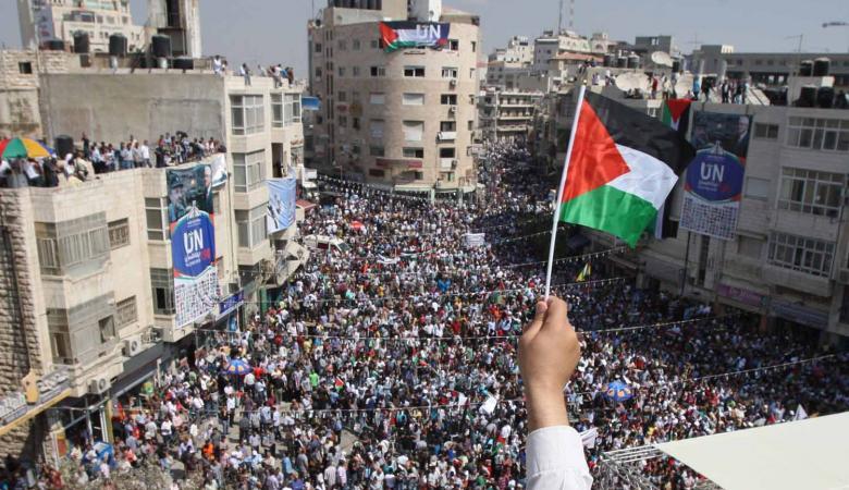 فلسطين تُرحب بالاتفاق السوداني حول بنود وثيقة الإعلان الدستوري
