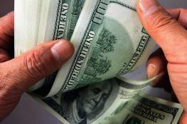 انخفاض على سعر صرف الدولار مقابل الشيقل