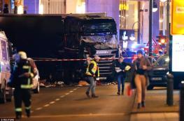 """ارتفاع قتلى عملية الدهس في برلين إلى 12.. و""""داعش"""" يتبنى الهجوم"""