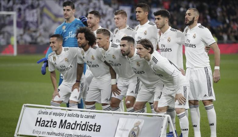 ريال مدريد لن يخفض رواتب لاعبيه ويسعى لضم مبابي
