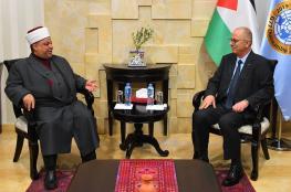 الحمد الله : وزارة الاوقاف عملت على زيادة الوعي بين اطياف الشعب الفلسطيني