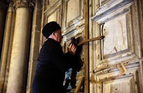 كنيسة القيامة تعيد فتح أبوابها بقرار رؤساء كنائس القدس