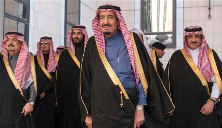 """السعودية تطمئن الفلسطينيين : """"نقف معكم بقوة """""""