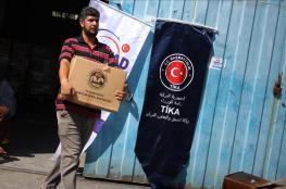 تركيا تقدم 1.2 مليون دولار  لتلبية احتياجات غزة الطبية