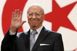 """تونس تكشف عن الحالة الصحية للرئيس """"السبسي """""""