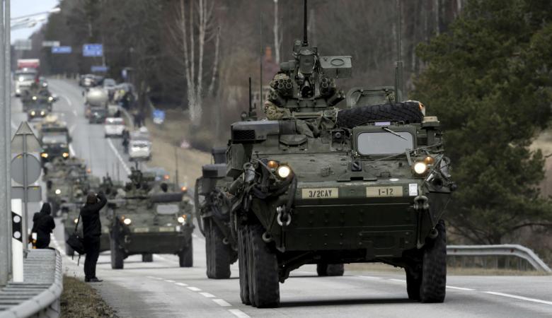وزير خارجية المانيا : بدون اميركا لن نستطيع حماية اوروبا