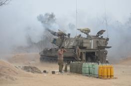 """جيش الاحتلال يهدد غزة بعملية """"السور الواقي """""""