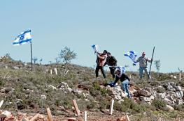 اسرائيل تصادر 522 دونما من اراضي الفلسطينيين بعد نزاع استمر 22 عاما