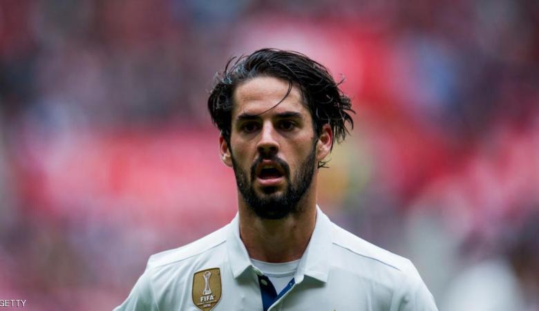 إيسكو: أريد البقاء في ريال مدريد.. ولكن